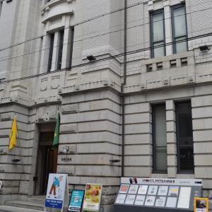 まち歩き中1374 京の通り・富小路通 NO40 昔のビル