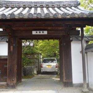 寺院右0617  妙心寺 海福院   福島正則の墓
