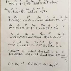 【弾き語りコード付】馬と鹿/米津玄師 (フル歌詞)カバー