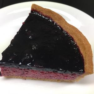 渾身のハスカップケーキ