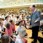 80歳越えた文先生 ☞ 『再臨主が来ます』ってどういうことだったのか??