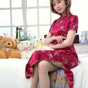 じゅんなさん ロングチャイナ19