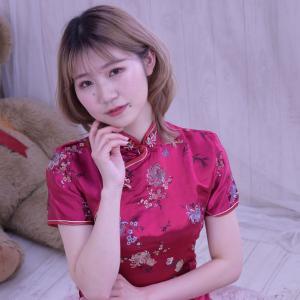 じゅんなさん ロングチャイナ30
