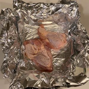 チキンのオーブン焼き
