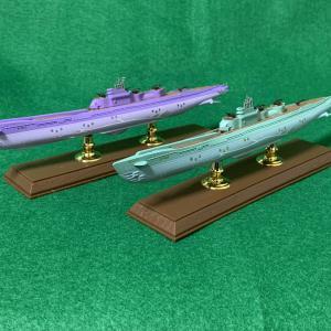 蒼き鋼のアルペジオ 霧の潜水艦 いまだ完成せず ^_^;
