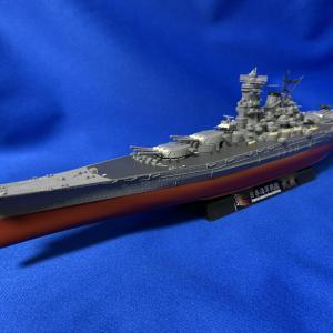 戦艦 武蔵 完成報告がまだでした ^_^;