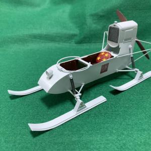 ガルパン模型 カチューシャのベッド完成です