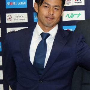 【ニュース】中田が自由契約、星育成コーチが退団。