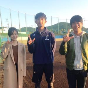 【10.22 フェニックス・リーグ】 タイガース × ライオンズ in南郷 先発:今井