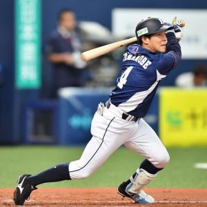 【12.3 AWB/G9】 山野辺が二塁打3本、長打率トップ