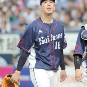 【1.28】 多和田はキャンプ不参加