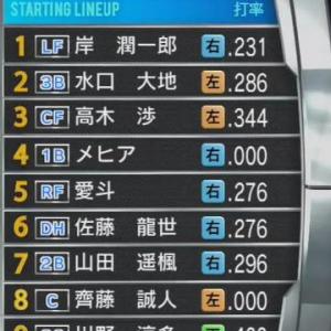【7.2 イースタン】 ファイターズ × ライオンズ in鎌スタ 先発:内海 GAORA