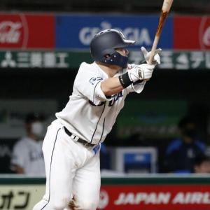 【7.2 対オリックス3回戦】 スパンジー、源田、森 上位打線が繋がる!