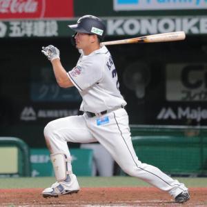 【7.3 対オリックス4回戦】 スパンジー、源田、森 上位打線が繋がる!