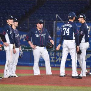【7.9 対ロッテ3回戦】 降雨ノーゲーム
