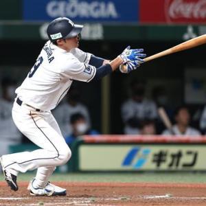 【9.23 対ファイターズ17回戦】 木村が4打点の大活躍 所沢3000勝達成