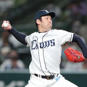 【今日の出来事】 増田がついに宣言残留