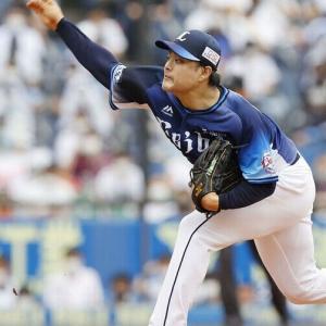 【5.15 対ロッテ8回戦】 松本が8回、132球の力投で先発復帰2連勝