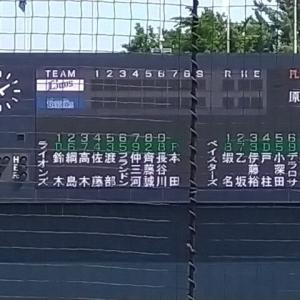 【6.12 イースタン49】ベイスターズ × ライオンズ in横須賀 先発:本田
