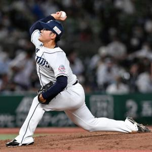 【9.24 対ロッテ20回戦】逆転で2番手田村がプロ初勝利
