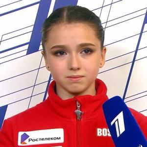 逆襲プルシェンコの巻♪クワド対決だったけど..うーむ。#羽生結弦 #コロナの無念 #ロシア女子