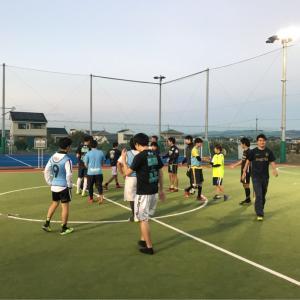 土日の、 U-18&サテライトチームの活動^ ^