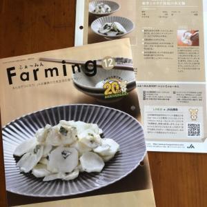 ご飯がもっと美味しい旬レシピ 〜ふぁーみん12月号