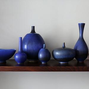 陶房の風をきく~ 北欧モダニズムの器たち ベルント・フリーベリとオレフォス・ガラス