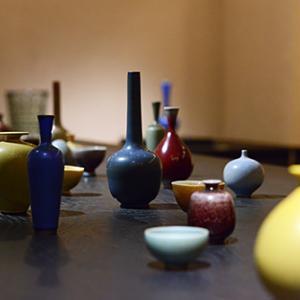 最終日:北欧モダニズムの器たち ベルント・フリーベリとオレフォス・ガラス