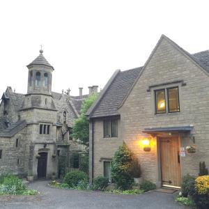 ストラウドで老人ホームを運営する修道院に宿泊し、泣いた話。