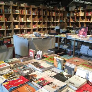 バンコクで最も愛する雑貨店&書店&ブックカフェ「Jam Factory」