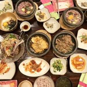 釜山で初の韓定食「クンチッ」&PIFF広場でベツバラおやつ
