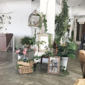 【ソウル】景福宮至近、花でいっぱいのカフェ「kukka」