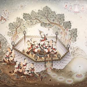 【オンライン】的中!ラマ僧侶のチベット仏教占い