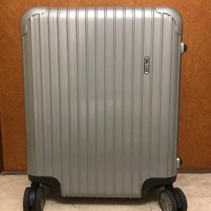 【出張】ヘビーユースのスーツケース【海外旅行】