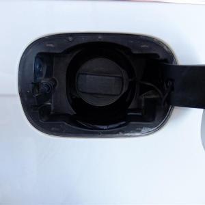 給油口のドレン詰まり解消