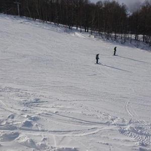 今年初めてのスキーに行く