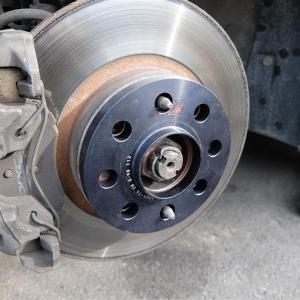 205/40R17のタイヤによる異音対策①
