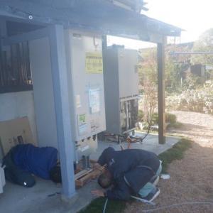 電気温水器をエコキュートに取替