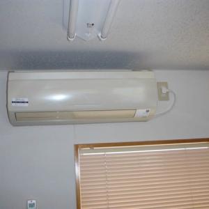 公共施設のエアコン取替