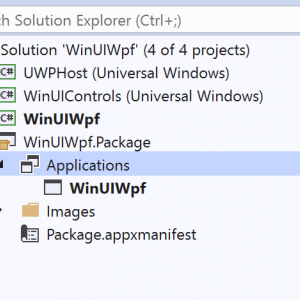 WPF on .NET Core 3.0 + XAML Islands で Windows UI Library を使おう