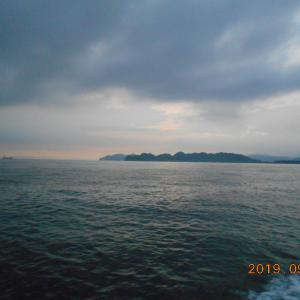 2019年09月14日船釣り日記