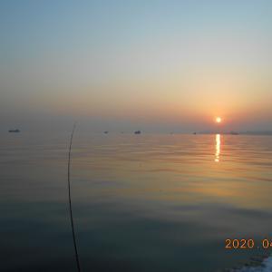 2020年04月04日船釣り日記