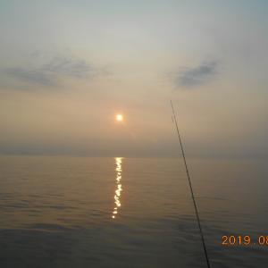 2019年08月03日船釣り日記