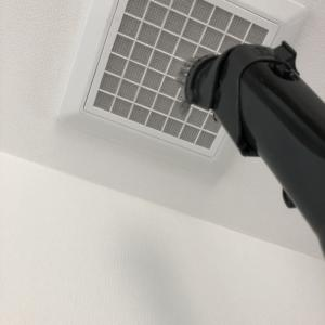 ロスガード排気口のお掃除習慣改良版 一条工務店 i-Smart