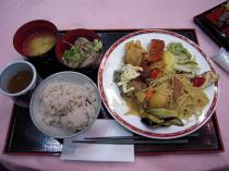 黒豆バイキングを食べる 篠山「黒豆の館」