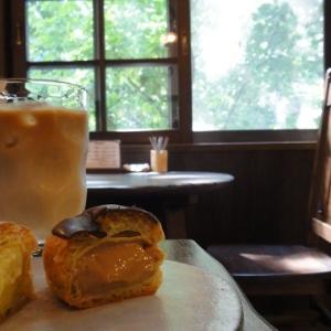 自然の中のカフェ北杜市「ジョイチ」車中泊2012夏