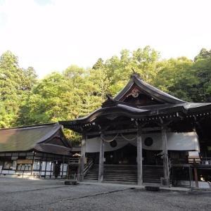 神話と忍者 戸隠神社 車中泊2013秋