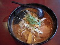 こってり味噌スープ 伊達「久楽」