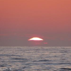 日の出が最も早い頃